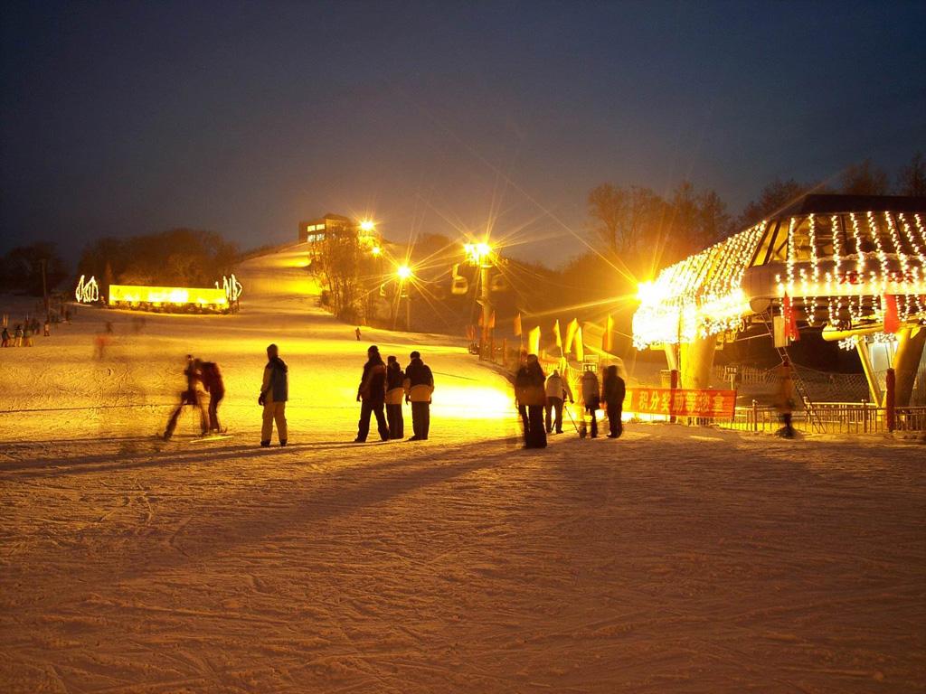 China Peak Ski Resort Hotel