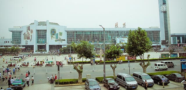 Luoyang Railway Station