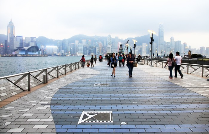 Avenue Of Stars Hong Kong Avenue Of Stars Tours Facts