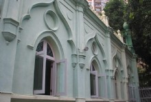 Hong Kong Shelley Street Mosque