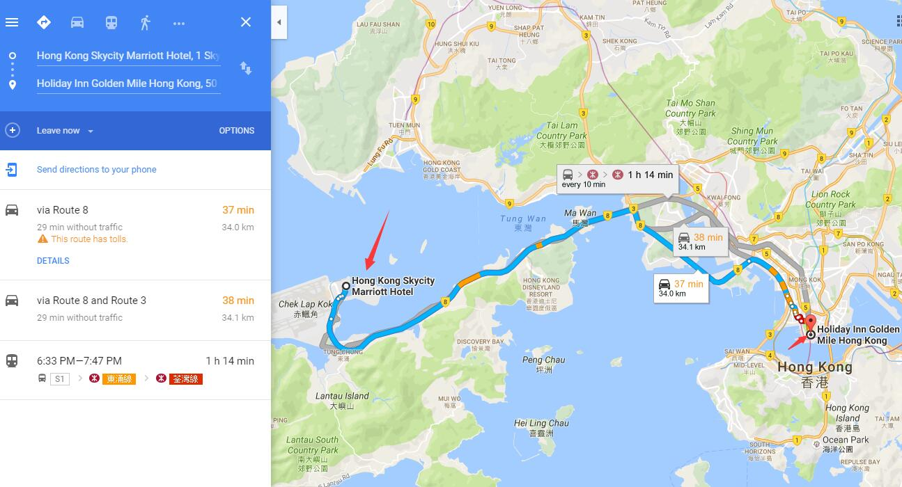 Location of hong kong skycity marriott map of hong kong skycity day tours with hotel pickup in hong kong gumiabroncs Gallery