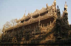 Myanmar Grand 5 Days Tour