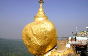 Yangon, Bago and Kyaikhtiyoe Gold…