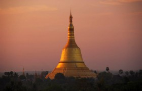 Exploration of Yangon Bago and Th…