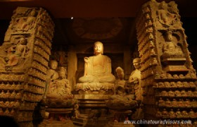 Historical Xian City Overview One Day Private Tour