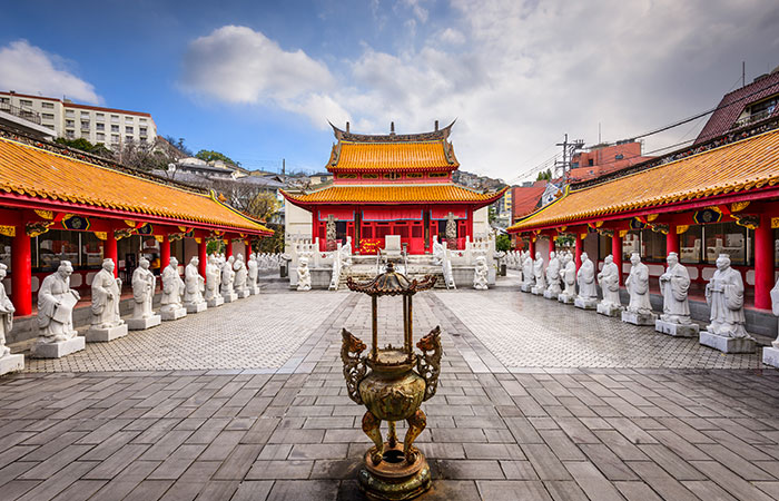 Temple Of Confucius Qufu China Kong Miao Temple Of