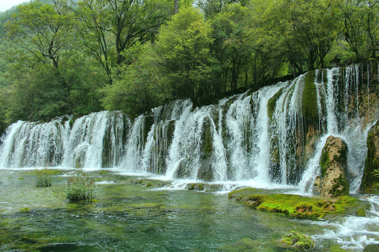 Jiuzhaigou Valley Jiuzhaigou Jiuzhai Valley Tours Facts