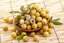 Lychees and Longan