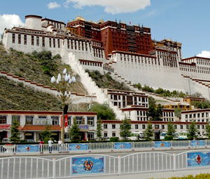 Xian Lhasa Yangtze Cruise Shanghai 15 Days Group Tour