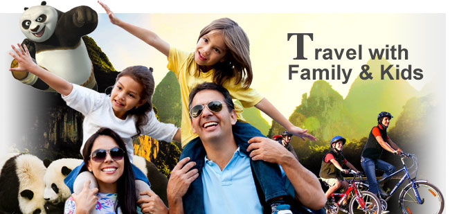 Travel with family & Kids?