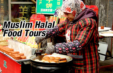 Muslim Halal Food Tours
